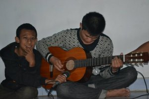 pendekar gitar